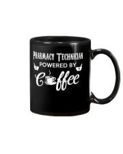 Pharmacy Tech Powered By Coffee Mug thumbnail