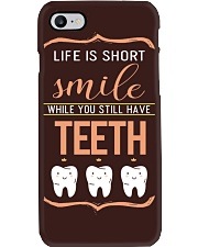 Smile while you still have teeth Phone Case thumbnail