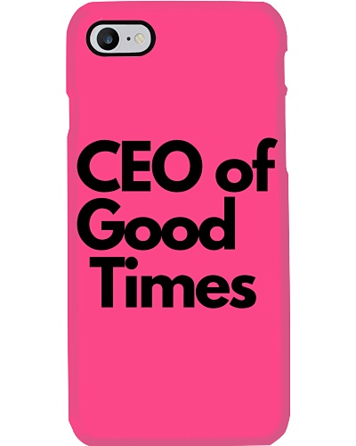 CEO of Good Times