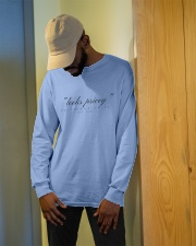 Looks Pricey Long Sleeve Tee apparel-long-sleeve-tee-lifestyle-front-13