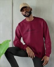 not taking ish Crewneck Sweatshirt apparel-crewneck-sweatshirt-lifestyle-front-08