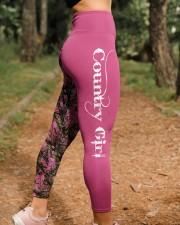 Country Girl High Waist Leggings aos-high-waist-leggings-lifestyle-21