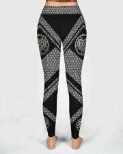 Love Bicycle 3D Pattern Print High Waist Leggings  High Waist Leggings aos-high-waist-leggings-lifestyle-02