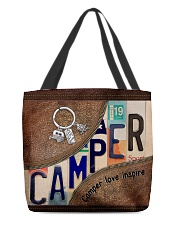Camper love inspire  All-over Tote front