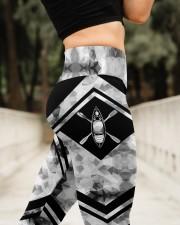 Love Kayaking High Waist Leggings aos-high-waist-leggings-lifestyle-11
