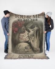 We Got This 60x80 - Woven Blanket aos-woven-throw-blanket-60x80-lifestyle-front-02