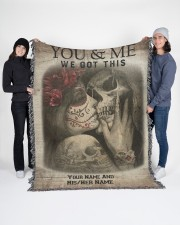 We Got This 60x80 - Woven Blanket aos-woven-throw-blanket-60x80-lifestyle-front-03