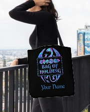 Bag Of Holding  All-over Tote aos-all-over-tote-lifestyle-front-05
