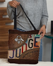 Judge Respect Caring Courage All-over Tote aos-all-over-tote-lifestyle-front-10