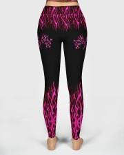 Racing girl  High Waist Leggings aos-high-waist-leggings-lifestyle-02