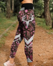 Hunting Taken By My Buck High Waist Leggings aos-high-waist-leggings-lifestyle-21