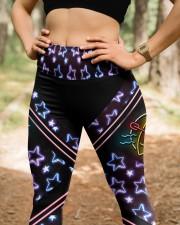 Love Kayaking High Waist Leggings aos-high-waist-leggings-lifestyle-22