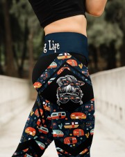 Love Camping High Waist Leggings aos-high-waist-leggings-lifestyle-11