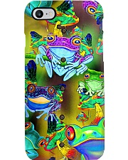Frog Fb Phone Case i-phone-8-case