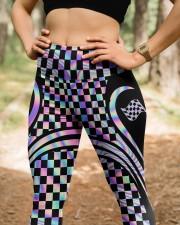 Racing Girl High Waist Leggings aos-high-waist-leggings-lifestyle-22