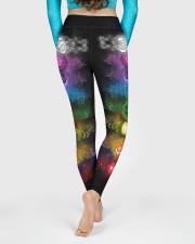Yoga 7 Color Chakras High Waist Leggings aos-high-waist-leggings-lifestyle-06
