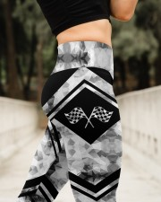 Love Racing High Waist Leggings aos-high-waist-leggings-lifestyle-11