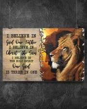 I Believe In God Our Father  17x11 Poster aos-poster-landscape-17x11-lifestyle-12