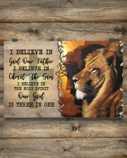 I Believe In God Our Father  17x11 Poster aos-poster-landscape-17x11-lifestyle-14