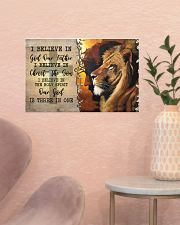 I Believe In God Our Father  17x11 Poster poster-landscape-17x11-lifestyle-22