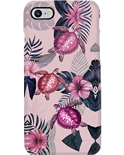 Just A Girl Who Loves Turtle Phone Case i-phone-8-case