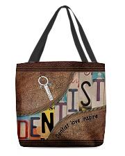Dentist love inspire All-over Tote back