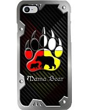 Mama bear Metal Printed Phone Case i-phone-8-case