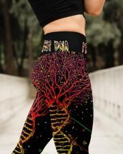 It'S In My Dna High Waist Leggings aos-high-waist-leggings-lifestyle-11