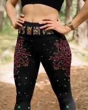 It'S In My Dna High Waist Leggings aos-high-waist-leggings-lifestyle-22