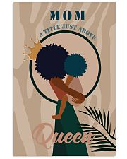 Mom A Title Just Above Queen 11x17 Poster front