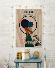 Mom A Title Just Above Queen 11x17 Poster lifestyle-holiday-poster-3