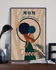 Mom A Title Just Above Queen 11x17 Poster lifestyle-poster-2