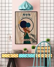 Mom A Title Just Above Queen 11x17 Poster lifestyle-poster-6