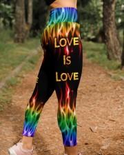 Love Is Love High Waist Leggings aos-high-waist-leggings-lifestyle-21