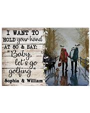 Golf I Want To Hold Your Hand 17x11 Poster front
