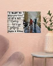 Golf I Want To Hold Your Hand 17x11 Poster poster-landscape-17x11-lifestyle-22