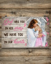 God Has You In His Arm Personalize  17x11 Poster aos-poster-landscape-17x11-lifestyle-14