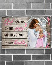 God Has You In His Arm Personalize  17x11 Poster poster-landscape-17x11-lifestyle-18