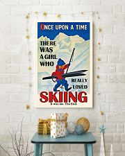 Once Upon A Time Skiing 11x17 Poster lifestyle-holiday-poster-3