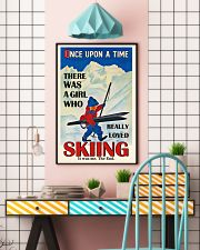 Once Upon A Time Skiing 11x17 Poster lifestyle-poster-6