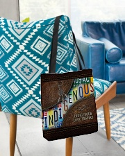 Native Indigenous Love Inspire  All-over Tote aos-all-over-tote-lifestyle-front-01