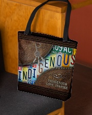 Native Indigenous Love Inspire  All-over Tote aos-all-over-tote-lifestyle-front-02