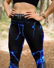Police Officer High Waist Leggings aos-high-waist-leggings-lifestyle-22