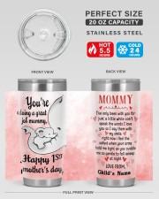You're Doing A Great Job Mommy 20oz Tumbler aos-20oz-tumbler-lifestyle-front-60