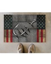 """Fishing America Doormat Doormat 22.5"""" x 15""""  aos-doormat-22-5x15-lifestyle-front-04"""