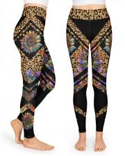Leggings tie dye  High Waist Leggings front