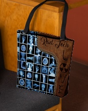 Rad Tech Leather Pattern Print All-over Tote aos-all-over-tote-lifestyle-front-02