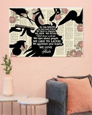 In This Salon Hairdresser 36x24 Poster poster-landscape-36x24-lifestyle-18