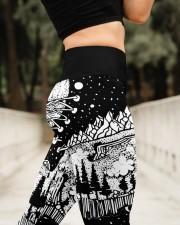 Love Hiking High Waist Leggings aos-high-waist-leggings-lifestyle-11