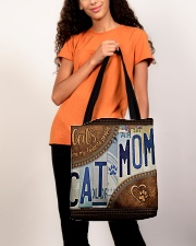 Cat Mom Favourite People  Bag  All-over Tote aos-all-over-tote-lifestyle-front-06